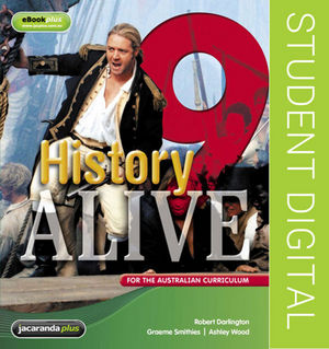History Alive 9 for the Australian Curriculum eBookPLUS (Online Purchase)