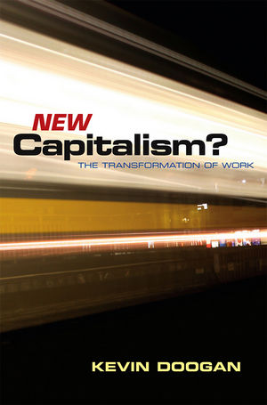 New Capitalism? (0745633250) cover image