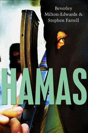 Hamas: The Islamic Resistance Movement (0745642950) cover image