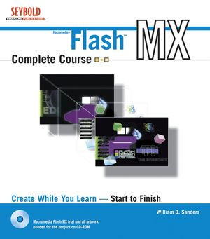 Flash MX Complete Course (0764536850) cover image