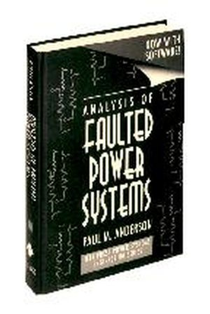 Analysis of Faulted Power Systems (0780311450) cover image