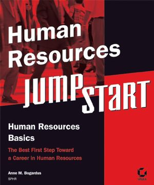 Human Resources JumpStart (0782151450) cover image