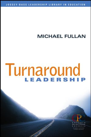 Turnaround Leadership (0787969850) cover image