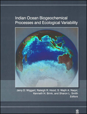 Indian Ocean Biogeochemical Processes and Ecological Variability, Volume 185 (0875904750) cover image