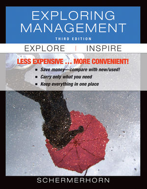 Exploring Management, 3rd Edition Binder Ready Version