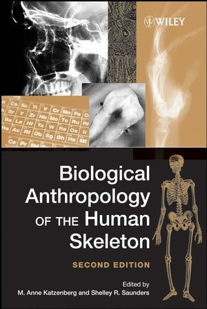 Biological Anthropology of the Human Skeleton, 2nd Edition (1118211650) cover image