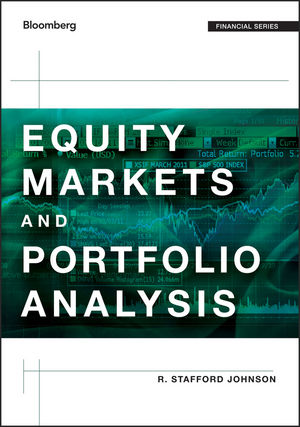 Equity Markets and Portfolio Analysis (1118240650) cover image