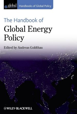 The Handbook of Global Energy Policy (1118326350) cover image