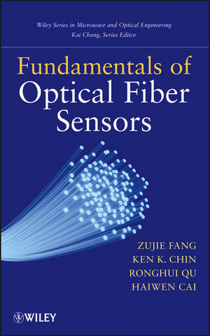Fundamentals of Optical Fiber Sensors (1118381750) cover image