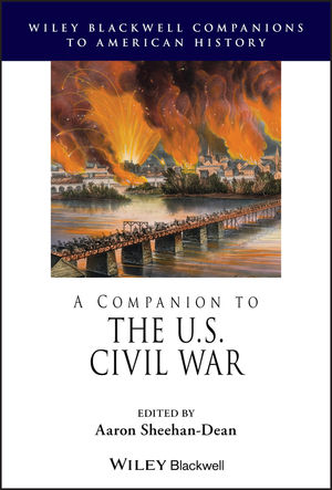 A Companion to the U.S. Civil War (1118802950) cover image