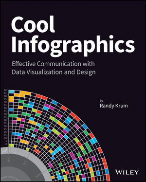 Cool Infographics: Effective Communication with Data Visualization and Design (1118837150) cover image