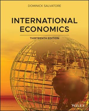 International Economics, 13th Edition