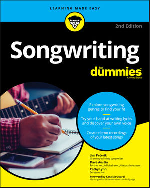 Songwriting For Dummies, 2nd Edition