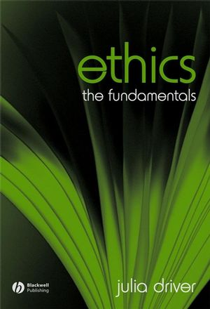 Ethics: The Fundamentals (1405111550) cover image