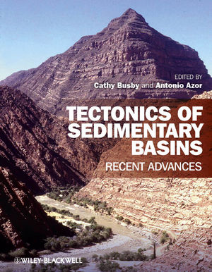 Tectonics of Sedimentary Basins: Recent Advances (1405194650) cover image