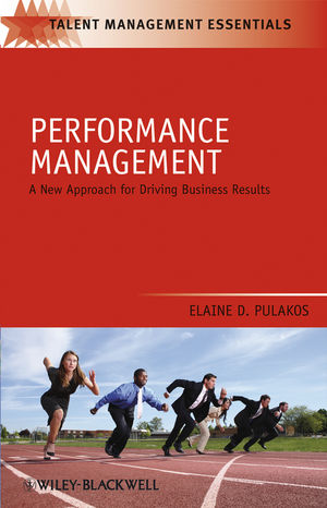 Performance Management: A New Approach for Driving Business Results (1444308750) cover image