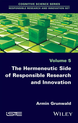 The Hermeneutic Side of Responsible Research and Innovation (1786300850) cover image