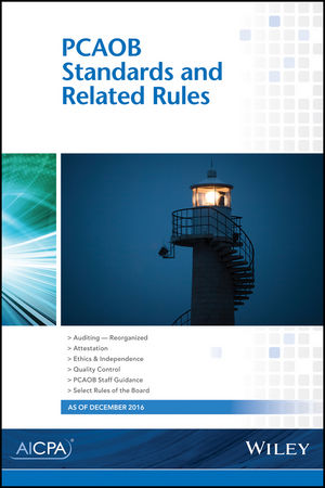 PCAOB Standards and Related Rules