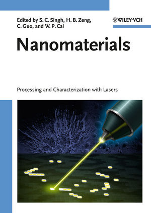 Nanomaterials: Processing and Characterization with Lasers (3527327150) cover image