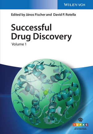 Successful Drug Discovery, Volume 1 (3527336850) cover image
