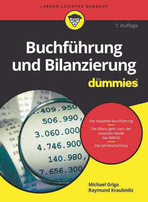 Buchführung und Bilanzierung für Dummies, 7. Auflage