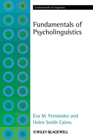 Fundamentals of Psycholinguistics (EHEP002350) cover image