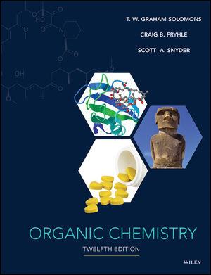 Organic Chemistry, Twelfth Edition (EHEP003750) cover image