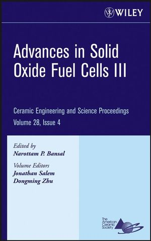 Advances in Solid Oxide Fuel Cells III, Volume 28, Issue 4