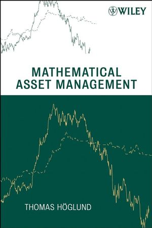 Mathematical Asset Management (0470293551) cover image