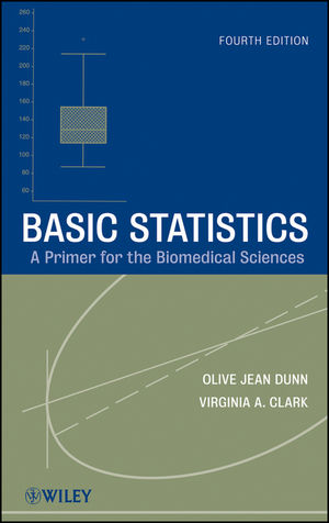 Basic Statistics: A Primer for the Biomedical Sciences, 4th Edition (0470496851) cover image