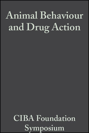 Animal Behaviour and Drug Action