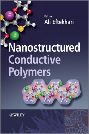 Nanostructured Conductive Polymers (0470745851) cover image