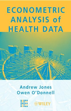 Econometric Analysis of Health Data (0470841451) cover image