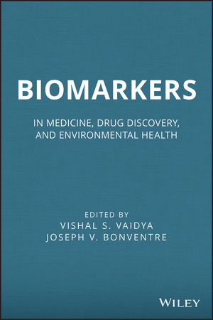 Biomarkers: In Medicine, Drug Discovery, and Environmental Health (0470918551) cover image