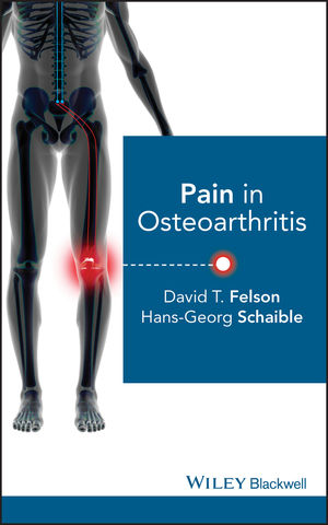 Pain in Osteoarthritis (0470930551) cover image