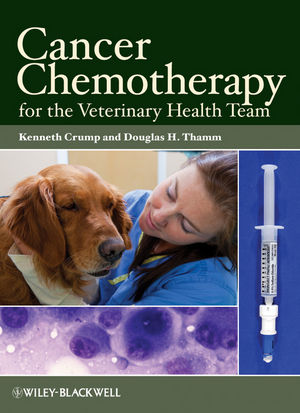 Cancer Chemotherapy for the Veterinary Health Team (0470960051) cover image
