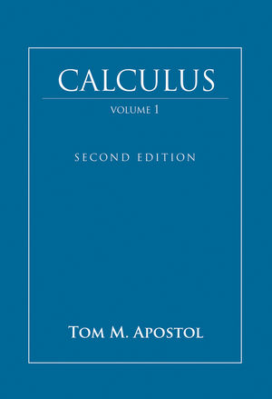 Calculus, Volume 1, 2nd Edition
