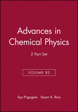 State Selected and State-to-State Ion-Molecule Reaction Dynamics, 2 Part Set, Volume 82