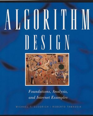 Algorithm Design: Foundations, Analysis, and Internet Examples (0471383651) cover image