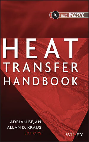 Heat Transfer Handbook (0471390151) cover image