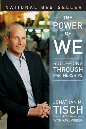 The Power of We: Succeeding Through Partnerships (0471741051) cover image
