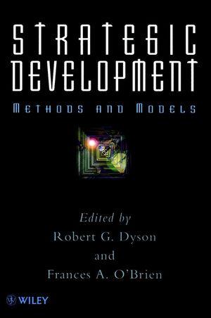 Strategic Development: Methods and Models