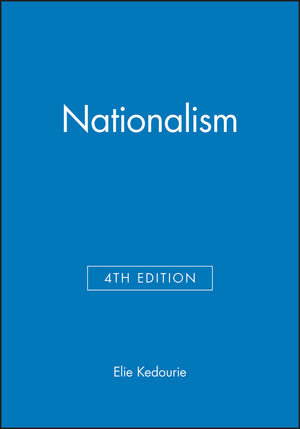 Nationalism, 4th Edition