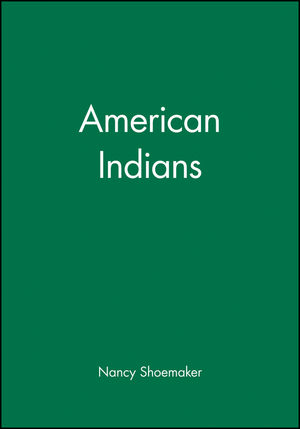 American Indians (0631219951) cover image