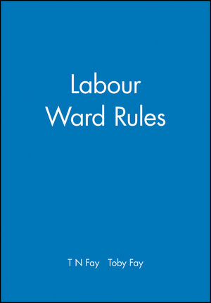 Labour Ward Rules (0727916351) cover image