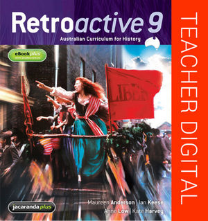 Retroactive 9 for the Australian Curriculum eGuidePLUS (Online Purchase)
