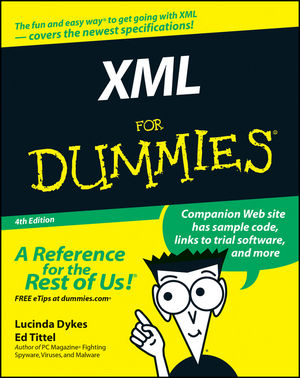 XML For Dummies, 4th Edition