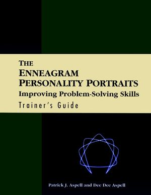 Enneagram Personality Portraits, Improving Problem-Solving Skills Card Deck- Idealist Thinkers (set of 9 cards), Trainer
