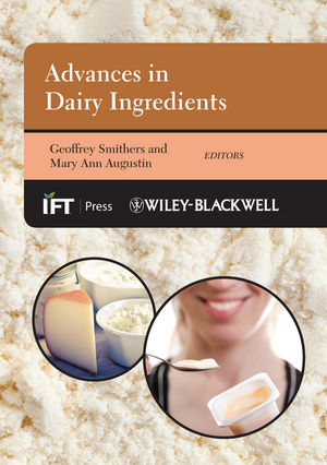 Advances in Dairy Ingredients (0813823951) cover image