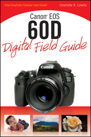 Canon EOS 60D Digital Field Guide (1118023951) cover image